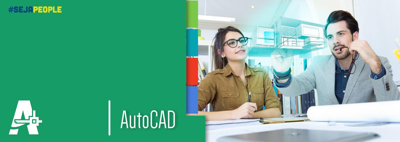 Curso de AutoCAD People Campinas - Campinas