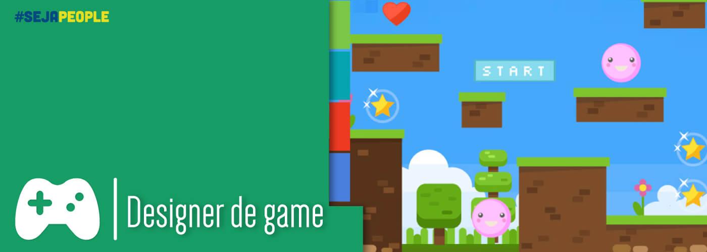 Curso Designer de Games People Campinas - Campinas