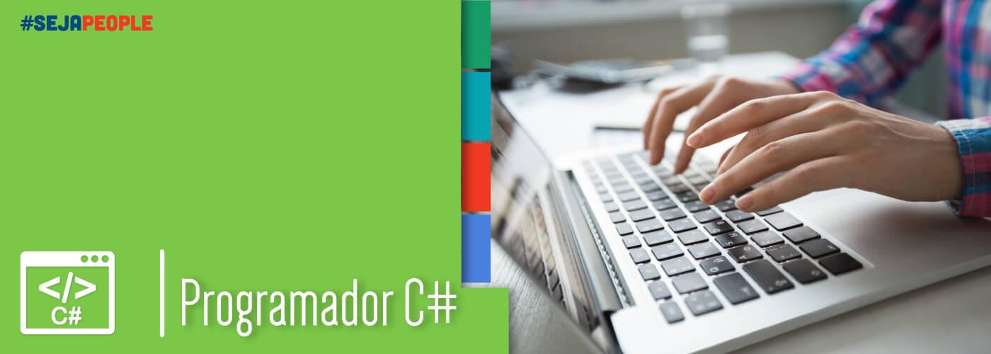 Curso Programação C# People Campinas