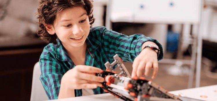 As habilidades que o curso de robótica desenvolve na criança